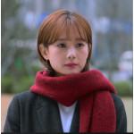 【只為與您遇見圍巾系列】200*70cm 長圍巾羊毛絨男女可用